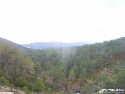 La Jarosa,Cumbres del Guadarrama; viajes de fines de semana clubes de senderismo excursiones en el d